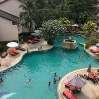 Photo taken at Thara Patong Beach Resort & Spa, Phuket by E A. on 4/3/2013