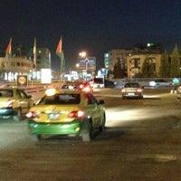 Photo taken at Waha Circle by Hanadi 1. on 10/30/2012