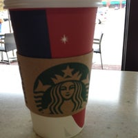 Photo taken at Starbucks by Bob A. on 11/6/2012