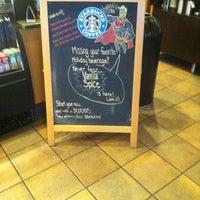 Photo taken at Starbucks by Nina on 1/12/2013