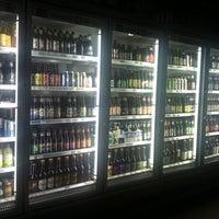 Photo taken at Bottle Bar East by Nina on 12/2/2012