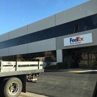 Photo taken at FedEx Ship Center by Niku A. on 10/21/2015