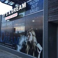 Photo taken at It's A Dream Smoke Shop by Niku A. on 1/24/2016