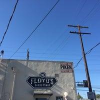 Photo taken at Floyd's 99 Barbershop by Niku A. on 8/14/2016