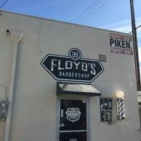 Photo taken at Floyd's 99 Barbershop by Niku A. on 7/9/2016