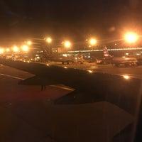 Photo taken at Gate B73 by Niku on 11/6/2017