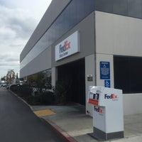 Photo taken at FedEx Ship Center by Niku A. on 12/28/2015