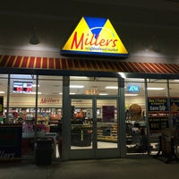 Photo taken at Miller's Neighborhood Market & Shell Gas Station by Niku A. on 1/17/2016