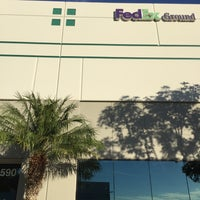 Photo taken at FedEx Ground by Niku A. on 11/20/2015