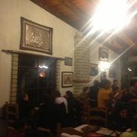 Photo taken at Rincón Del Puga by Daniel on 11/19/2012