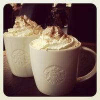 Photo taken at Starbucks by Paul C. on 9/30/2012