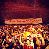 Photo taken at Abdi İpekçi Arena by Fatih Ş. on 6/7/2013