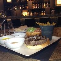 Das Foto wurde bei Restaurante IO von Los 4 am 11/13/2012 aufgenommen
