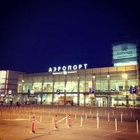 Снимок сделан в Международный аэропорт Кольцово (SVX) пользователем Lara A 6/1/2013