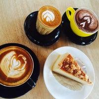 Photo taken at Bricklin Cafe Bar by FuMing on 12/4/2015