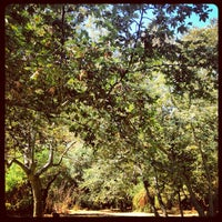Photo taken at Temescal Canyon by Stephen on 10/7/2012