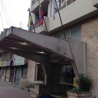 Photo taken at Grand Hotel Loja by Bmk C. on 2/12/2014