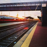 Photo taken at Firenze Campo di Marte Railway Station (FIR) by Giacomo B. on 12/28/2012