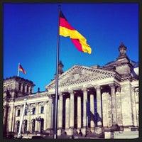 Foto scattata a Reichstag da Giacomo B. il 3/13/2013
