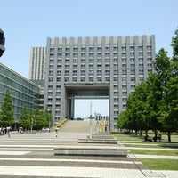 Photo taken at Shibaura Institute of Technology (Toyosu Campus) by きんぐぴんほーる on 5/26/2013