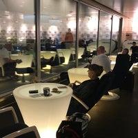 Photo taken at Finnair Premium Lounge by Alex I. on 7/3/2018