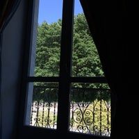 Photo taken at Grand Hotel Terme RosaPepe by Sara A. on 5/23/2014