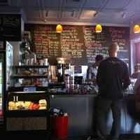 Photo taken at Ridgewood Coffee Company by Yuko on 11/23/2012