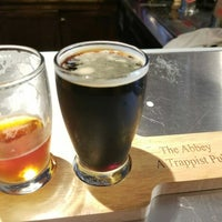 Photo taken at The Abbey Trappist Pub by Ray W. on 7/26/2017