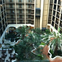 Photo taken at Sheraton Suites Tampa Airport Westshore by Paul X. on 2/22/2013