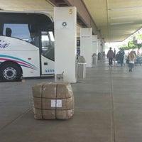 Photo taken at Terminal de Autobuses by Mark on 4/8/2014