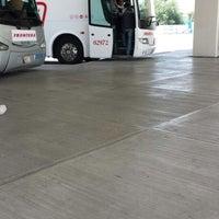 Photo taken at Terminal de Autobuses by Mark on 4/12/2014