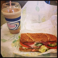 Photo taken at Subway by Mademoiselle E. on 5/3/2013