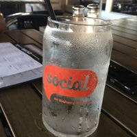 Photo taken at Social at Bakery Square by Daniel on 8/16/2017