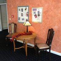 Photo taken at Parkhotel by Сергей on 8/11/2013