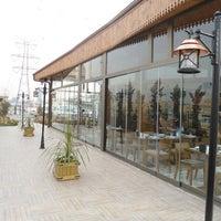 Das Foto wurde bei Alya Garden Restaurant Cafe von Umut Y. am 2/22/2013 aufgenommen