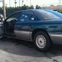 Photo taken at Rosemont Car Wash by Nicholas M. on 9/30/2012