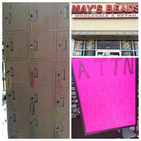 Photo taken at May's Beads by Marie-Térese C. on 8/14/2015