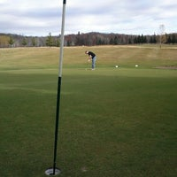 Photo taken at Grandview Golf Course by TayLor H. on 10/19/2012