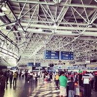 Photo taken at Rio de Janeiro–Galeão International Airport (GIG) by Fernando D. on 6/7/2013