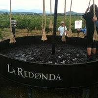Foto tomada en Viñedos La Redonda por Liliana R. el 7/21/2013