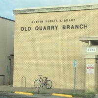 Photo taken at Austin Public Library - Old Quarry Branch by Sagy M. on 5/20/2017