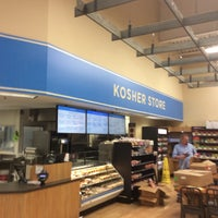 Photo taken at The Kosher Store @ HEB by Sagy M. on 7/6/2016
