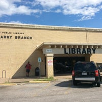 Photo taken at Austin Public Library - Old Quarry Branch by Sagy M. on 9/14/2016
