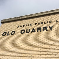 Photo taken at Austin Public Library - Old Quarry Branch by Sagy M. on 7/28/2016