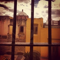Photo taken at Museo Zacatecano by Carlos on 1/14/2013