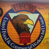 Photo taken at UFCW Local 770 by Daye R. on 8/26/2013