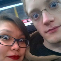 Photo taken at Bus 14 Hastings/UBC by Dee S. on 11/29/2014