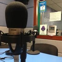 Photo taken at Genesis 98.1 FM by Karen on 3/28/2013