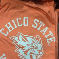 Photo taken at Chico State Wildcat Store by Kathe G. on 3/25/2016