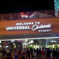 Photo taken at Universal Orlando Resort by Joe P. on 10/25/2012